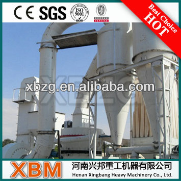 XBM Widely Used Raymond Coal Grinding Mill For Bentonite/Kaolin