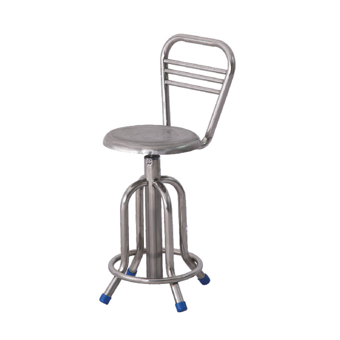 Hospital Metal Medical Doctors Stool Patients Chairs for Sale