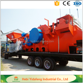 Industrial 12-18Ton Heavy Duty Wood Chipper