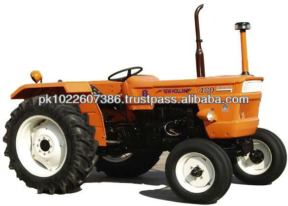 Pakistan New Holland Tractor NH 480