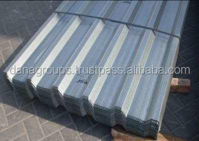 Oman Profile Corrugated Roof Shinko Sheet Colored Profile