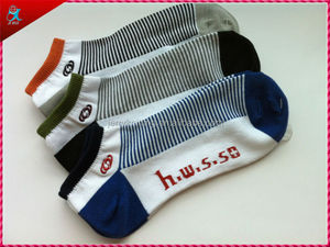 China wholesale cotton snap on socks