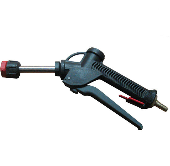 Plastic Surface Pressure Washing Gun For Car Cleaning