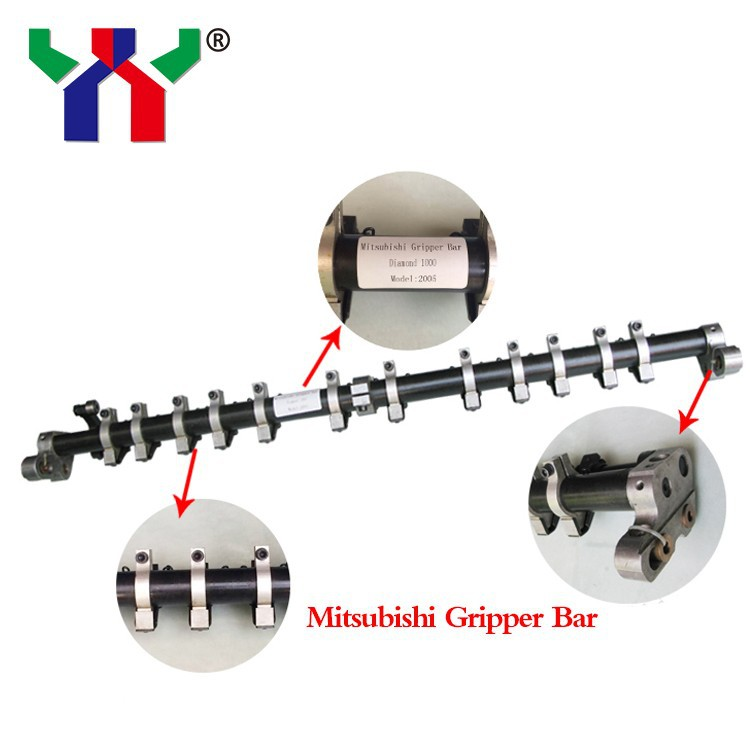 High Quality Diamond 1000 Gripper Bars/Mitsubishi Offset Printing Machine Spare Parts