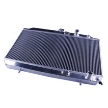 42mm All Aluminum Engine Radiator For Cooling ACURA INTEGRA 90-93 MT