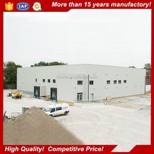 China manufacture produce steel structure warehouse