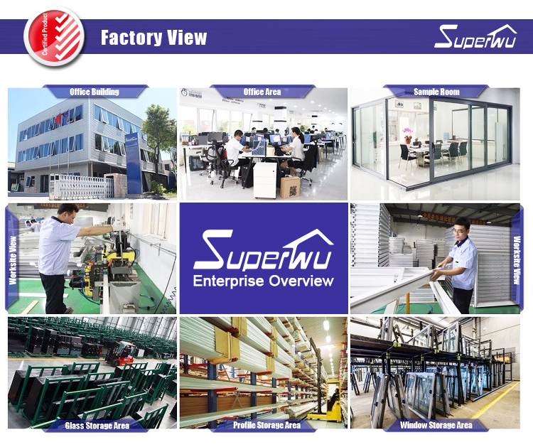 Factory doors and windows in aluminium aluminum window door production line China Big Manufacturer Good Price