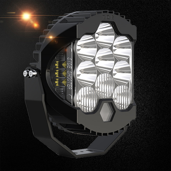 riding cruising Driving Light LED for cars LED offroad side shine LED Driving fog light lamp kit Round 9 inch 150W latest design