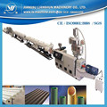 Good performance 16-63mm PE water pipe plastic extruder machine price