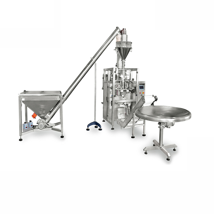 Smart Weigh grade manual powder filling machine factory for chips packing-4