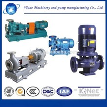Factory direct sales chemical centrifugal ksb etanorm standard end suction pump. low price