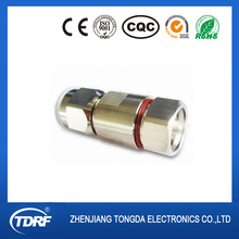 n male connector for 1/2 cable with double hex specification customized requirements are accepted