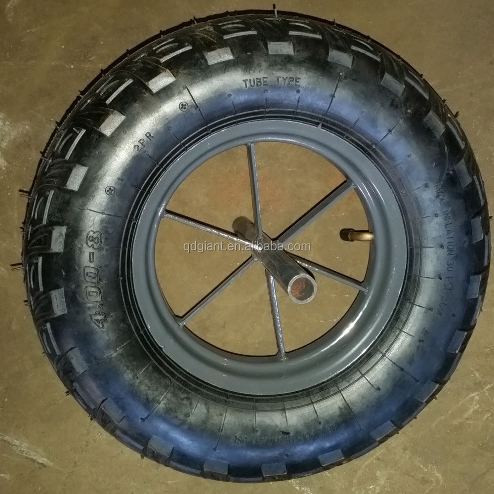 "16""x4.00-8 wheelbarrow wheel"