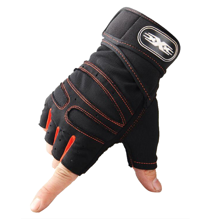 Fitness Outdoor Sports Half Finger Trainings-gymnastik-handschuhe Handschuhe