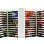 1000 colors professional salon hair color chart