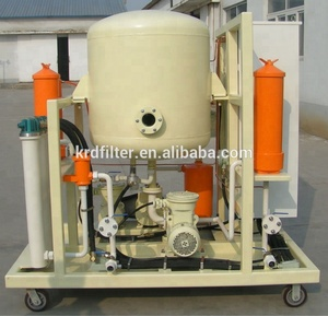 Supply ZKTA-50 Vacuum Sludge Oil Purifier Machine Used Hydraulic Oil Purifier