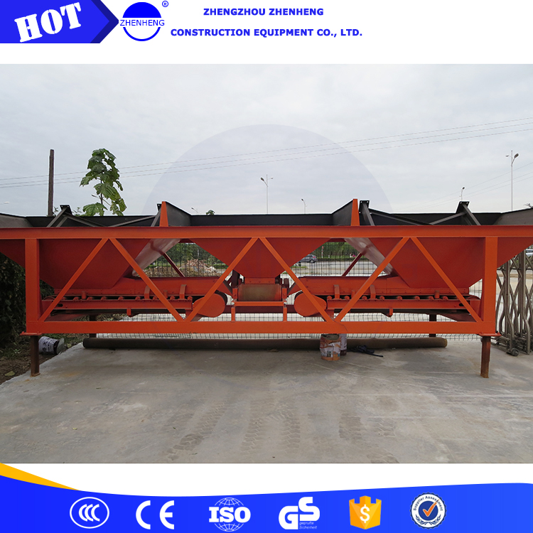 PLD800 3 bins aggregate concrete batching machine for sale
