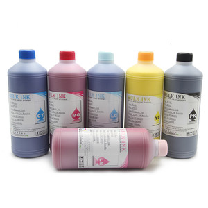 Ocbestjet High quality Water Based Pigment Ink for HP 5000 5500 printer