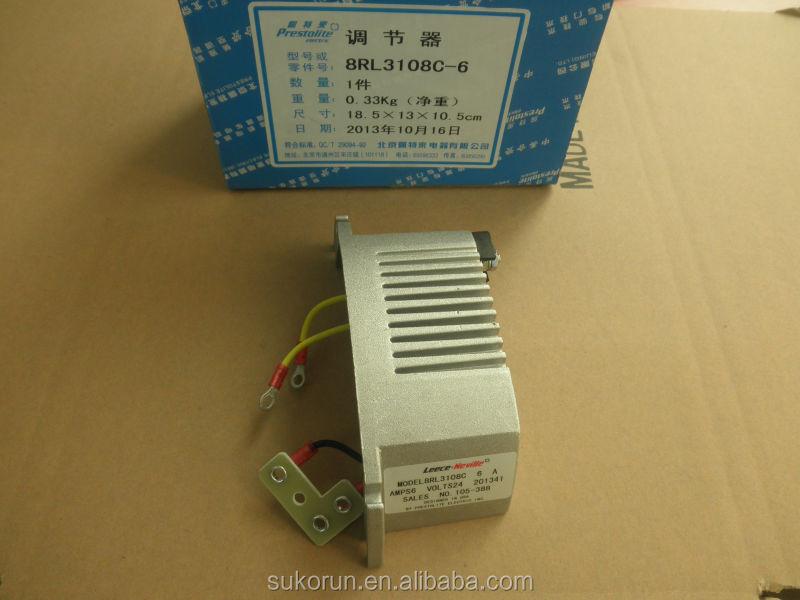 Prestolite Voltage Regulator For Bus 8rl3108c-6 - Buy 8rl3108c-6,Prestolite  Voltage Regulator,Prestolite Voltage Regulator For Bus Product on