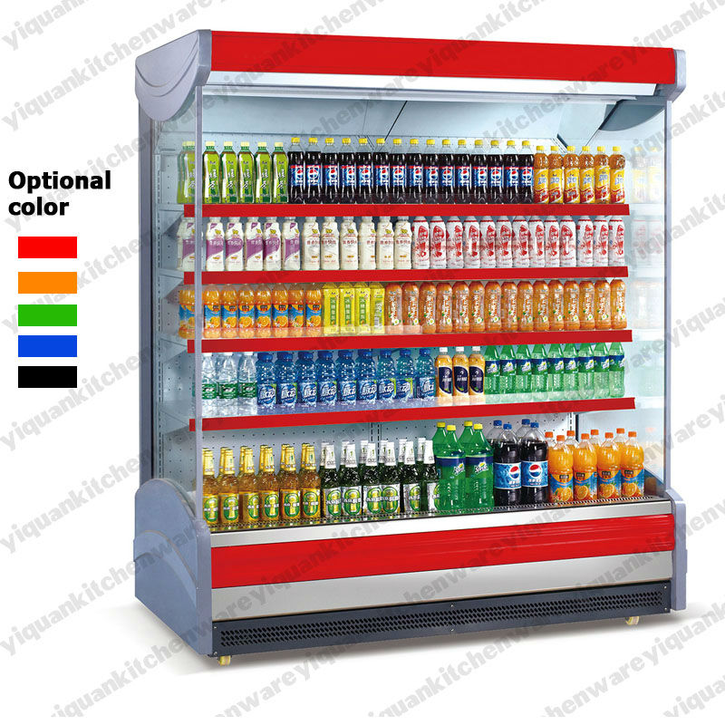 open refrigeration
