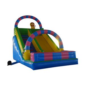 Customized mini inflatable slide manufacturer