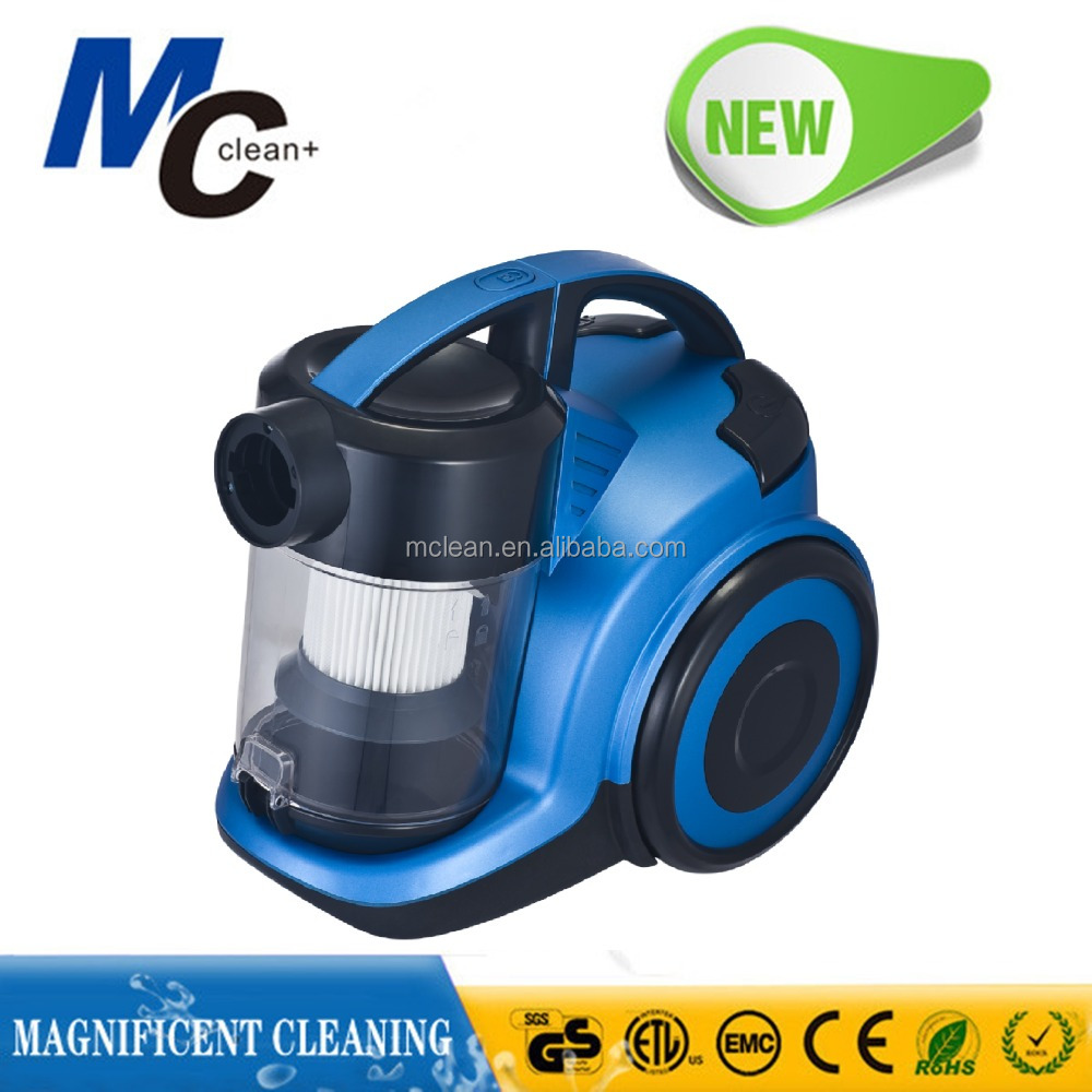 M601 canistor bagless cyclone vacuum cleaner for home and for car