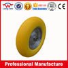4.00-8 pu polyurethane foam WHEEL FOR WHEEL BARROW WHEEL