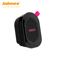 New consumer electronics small size waterproof wifi speaker with ture wireless stereo for smart phone