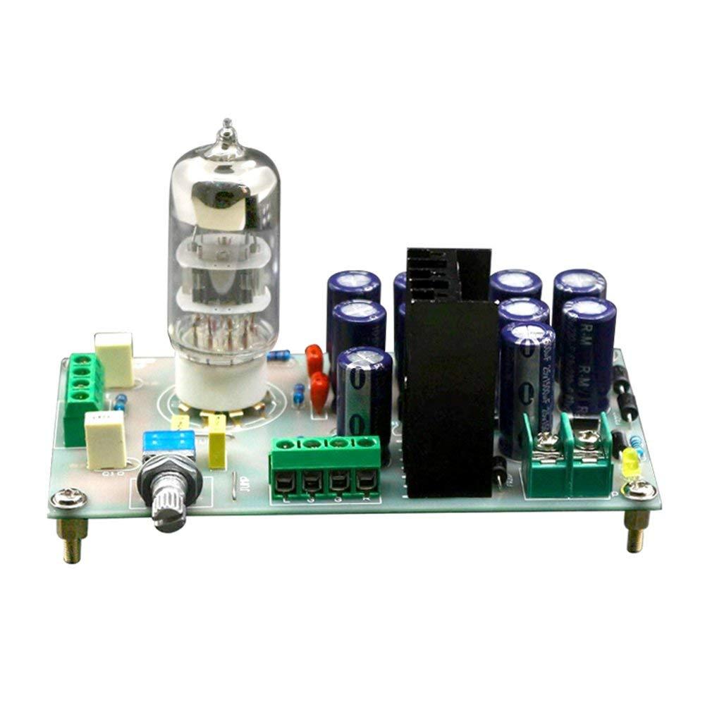 Buy Stereo Audio Amplifier Buffer 6N3 Tube Preamp AMP Matisse Kit