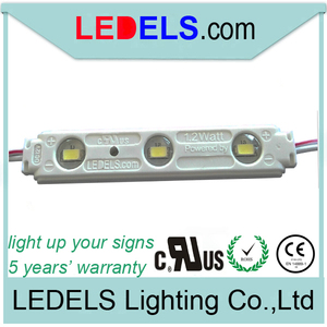 12V 1.2w 120lm SAMSUNG 5630 LED module with ul certification