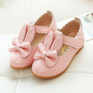 New 2018 Summer China Soft Leather Baby Girl Shoes Wholesale