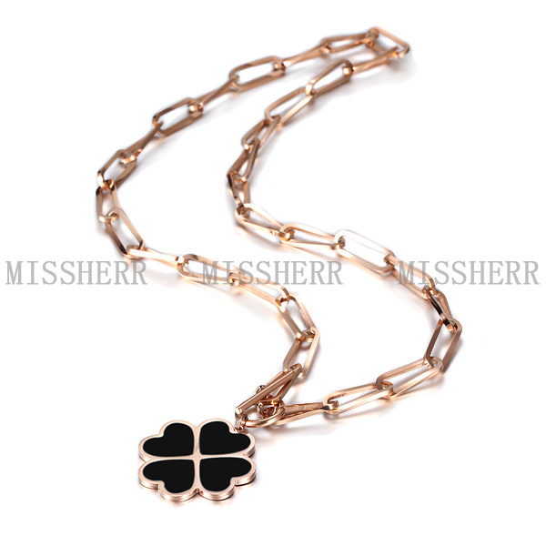 Cheap price fake real flower necklaces NSSN176STRGBK