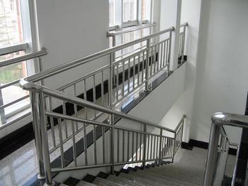 Steel Handrail Price /steel Wood Stair Handrail Designs