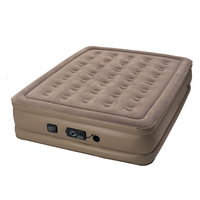 Raised Downy Queen inflatable mattress & 2011 hot sell air bed
