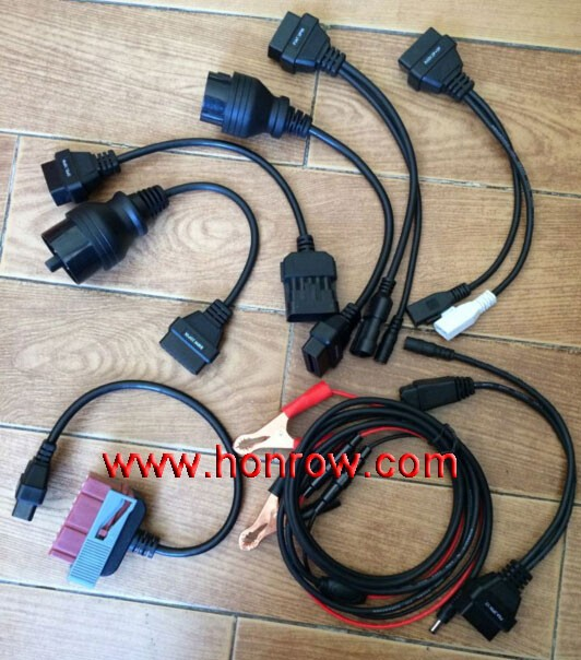 Honrow company new products 2015 Cables for CDP Cars (Only Cables) with 50% free shipping