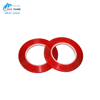 China Professional Manufacturer VHB double sided self adhesive foam tape