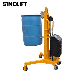 Sinolift DTF450D/E capacity 300kg electric drum porter with eagle grip