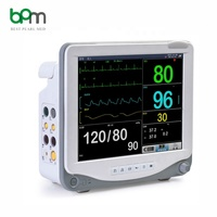 China Medical Multiparameter Wireless Capnography Device Wall Mount Patient Monitor