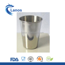 China supplier 16oz stainless steel pint cup/tumbler the size and color can be customized