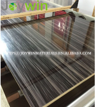 high bright melamine paper laminated particle board