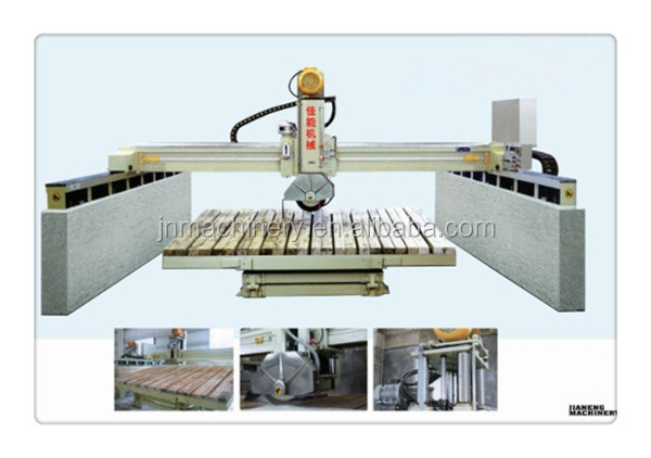 Marble granite thin slab cutting machine