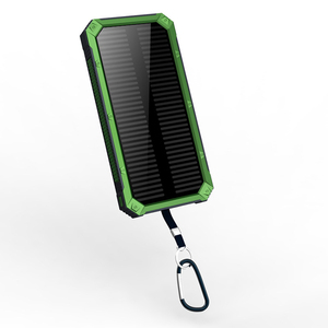 2018 trending products solar charger cell phone 10000mah solar power bank portable,solar mobile phone charger