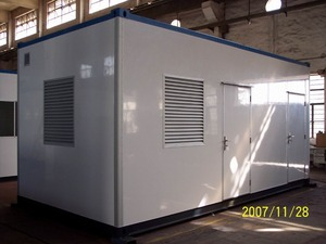 we supply Low Cost Portable Prefab House/Building