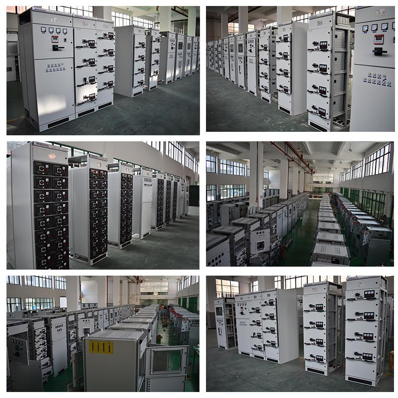 Low Voltage 400V 415V 440V 660V Motor Generator Control Main Switchboard  Panel, View main switchboard, Boerstn Product Details from Boerstn Electric