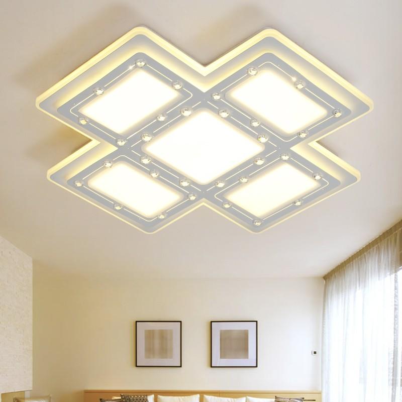 nuevo diseo moderno led lmpara de luz accesorio led lamparas de techo para comedor dormitorio luminaria