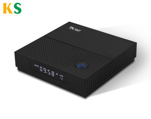 TX92 TV Box Amlogic S912 Octa-core CPU Android 7.1 OS BT 4.1 1000M LAN Max 3G RAM 64G ROM 4K 2.4G / 5G Dual Wifi