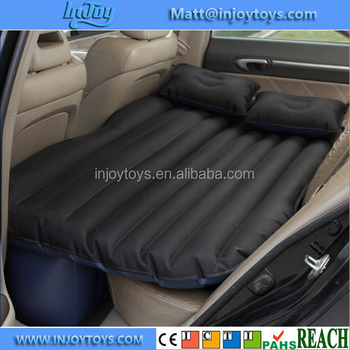 Car Travel Oxford Inflatable Mattress Back Seat Camp Pool Waterproof Air Bed