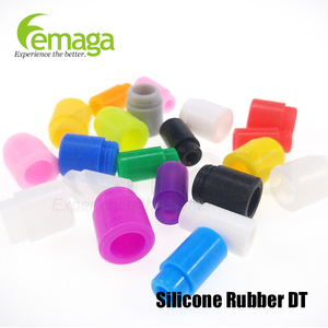 Lemaga 810 Silicone rubber drip tips ecigs tester ecigarette silicon vapor ecig test tip