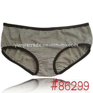 hot sell lycra cotton young ladies panties cheap in stock