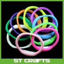Popular promotional items all colors cute silicone rubber watches